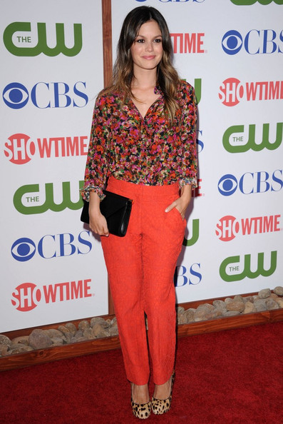 Rachel+Bilson in CBS TCA Party