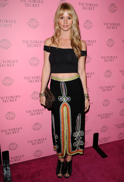 Cameron Richardson Long Skirt