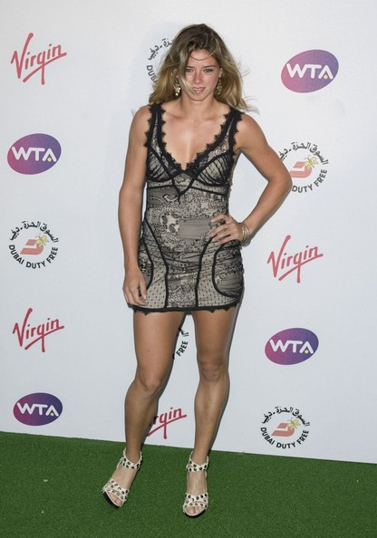 Camila Giorgi Bandage Dress