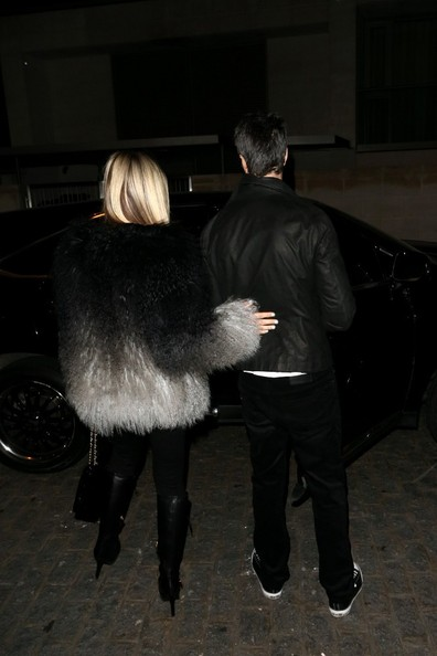 More Pics of Caprice Bourret Fur Coat (2 of 23) - Caprice Bourret Lookbook - StyleBistro