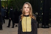 Cara Delevingne Military Jacket
