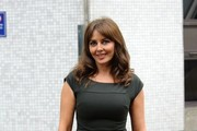 Carol Vorderman Little Black Dress
