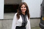 Carol Vorderman Pencil Skirt