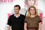 Catherine Deneuve Day Dress