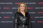 Catherine Deneuve Quilted Purse