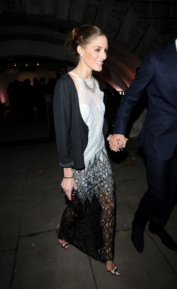 More Pics of Olivia Palermo Evening Dress (1 of 13) - Olivia Palermo Lookbook - StyleBistro