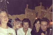 Nick Grimshaw and Harry Styles Photo