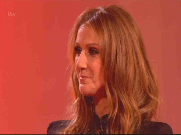 Celine Dion Performs on 'The X Factor' UK