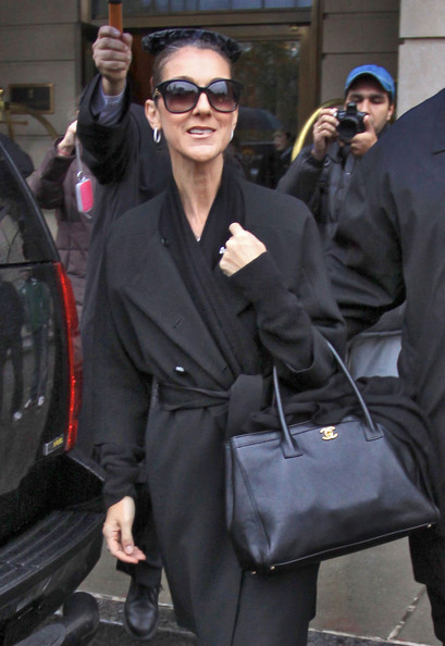 More Pics of Celine Dion Butterfly Sunglasses (1 of 4) - Modern Sunglasses Lookbook - StyleBistro