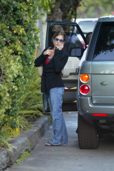 Jennifer Anistons Leaked Cell Phone Pictures