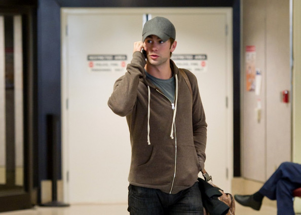 Chace Crawford Hoodie