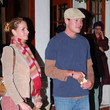 Chris Klein and Katie Holmes