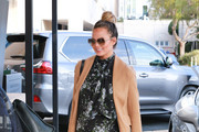 Chrissy Teigen Print Dress