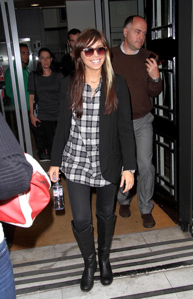 Christina Perri Knee High Boots
