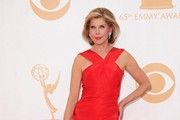 Christine Baranski Evening Dress