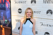 Dakota Fanning Halter Dress