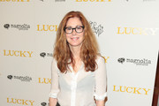 Dana Delany Button Down Shirt