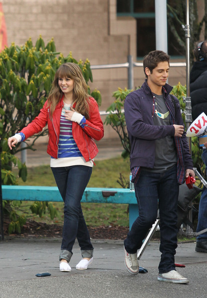 Debby Ryan Films '16 Wishes'