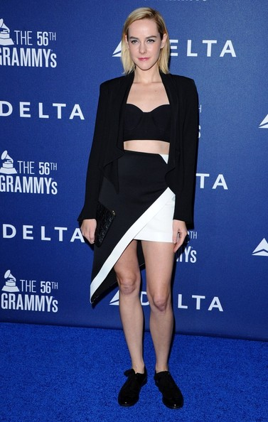 More Pics of Jena Malone Blazer (1 of 2) - Jena Malone Lookbook - StyleBistro