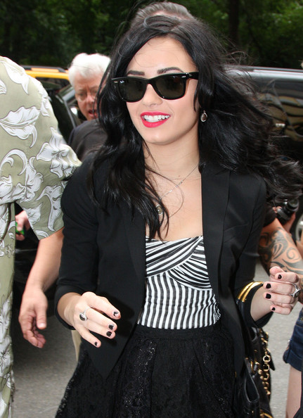 Demi Lovato Gemstone Ring