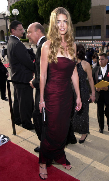 Denise Richards Evening Dress