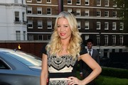 Denise van Outen Cocktail Dress