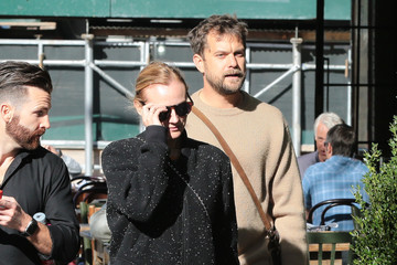 Diane Kruger Joshua Jackson Diane Kruger and Joshua Jackson Go out in NYC