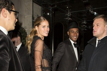 Doutzen Kroes Sunnery James Doutzen Kroes Spotted at the Edition Hotel