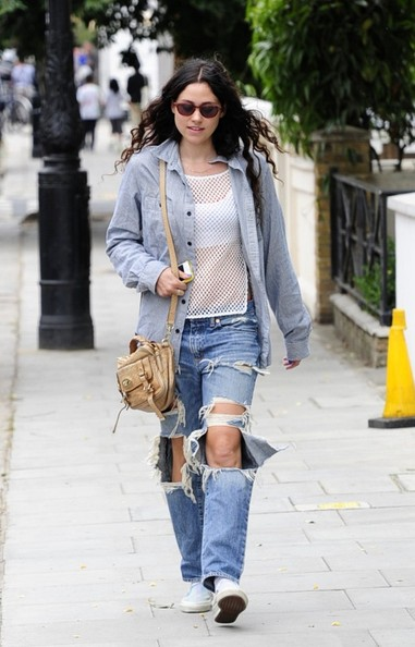 Eliza Doolittle Button Down Shirt