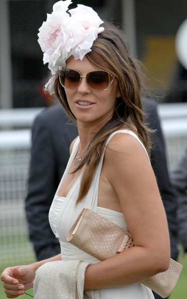Elizabeth Hurley Floating Lens Sunglasses