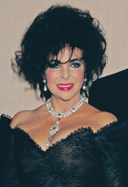 Elizabeth Taylor Cultured Pearls