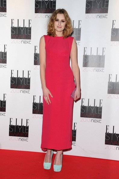 Laura Carmichael at the 2013 Elle Style Awards