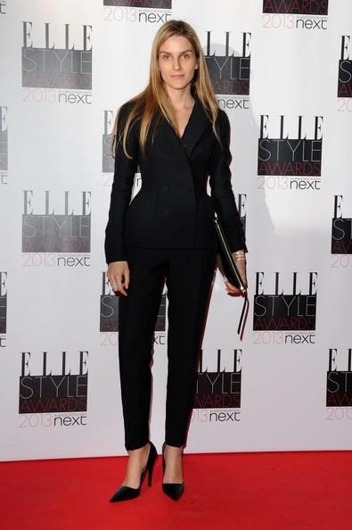 Gaia Repossi at the 2013 Elle Style Awards