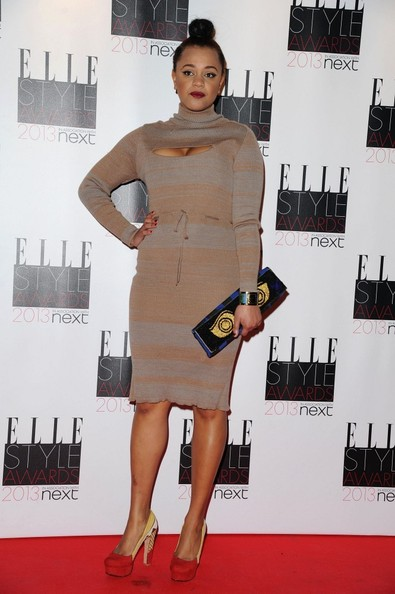 Gemma Cairney at the 2013 Elle Style Awrds