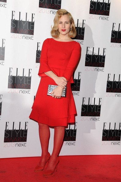 Charlotte Dellal at the 2013 Elle Style Awards