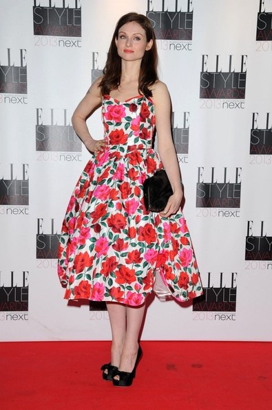 Sophie Ellis-Bextor at the 2013 Elle Style Awards
