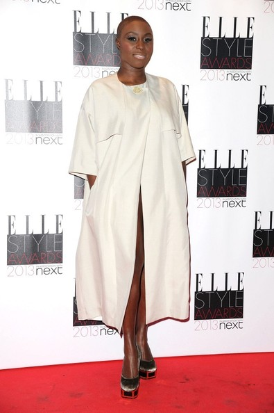 Laura Mvula at the 2013 Elle Style Awards
