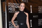 Emily Blunt Little Black Dress