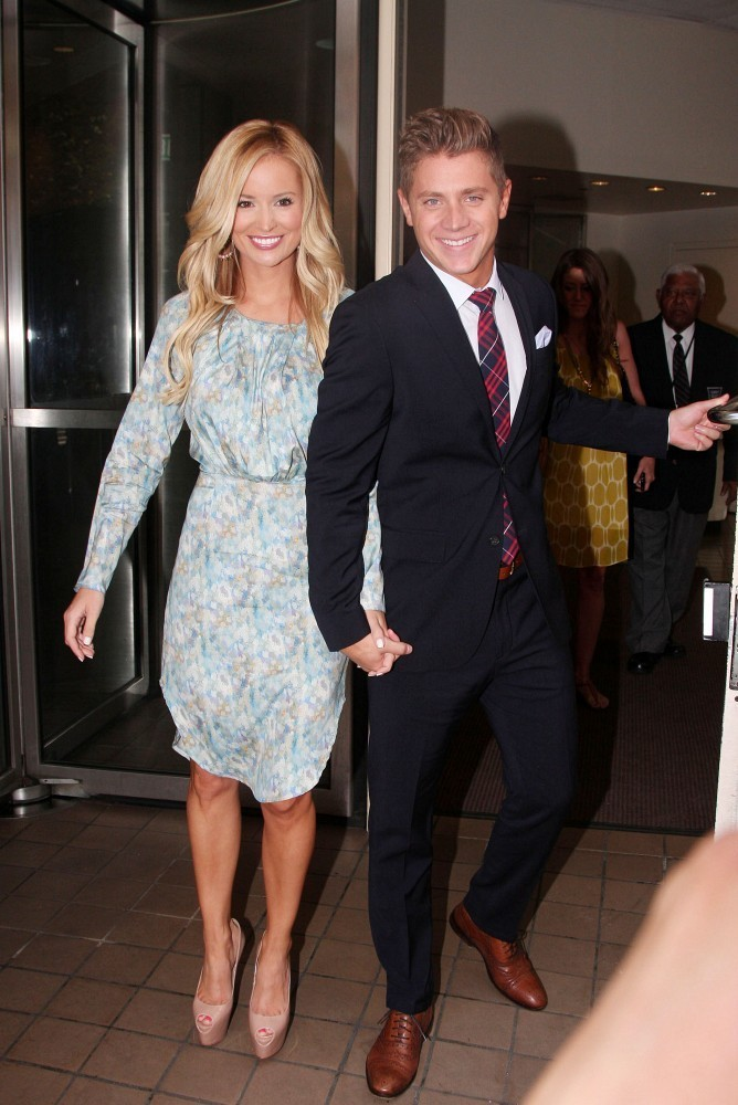 Emily Maynard and Jeff Holm Out Together 2
