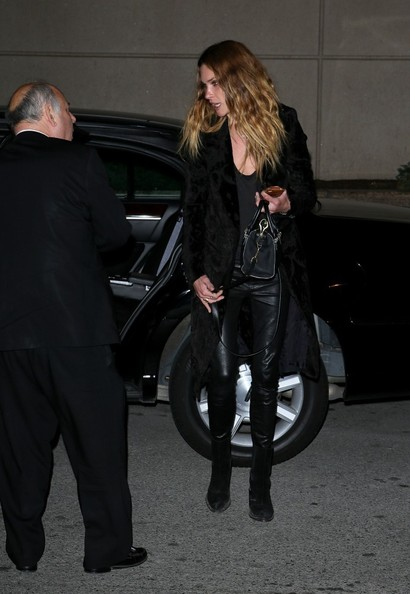 More Pics of Erin Wasson Little Black Dress (1 of 8) - Erin Wasson Lookbook - StyleBistro
