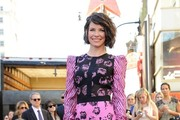 Evangeline Lilly Pumps