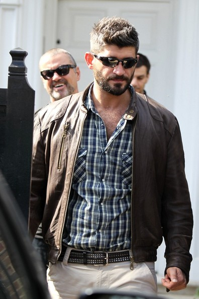 Fadi Fawaz Leather Jacket