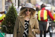 Fearne Cotton Pea Coat