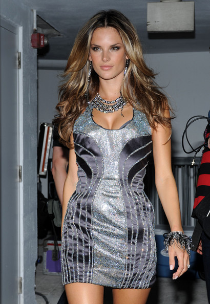 More Pics of Alessandra Ambrosio Cocktail Dress (1 of 6 ...