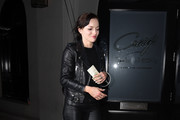 Francesca Eastwood Leather Jacket