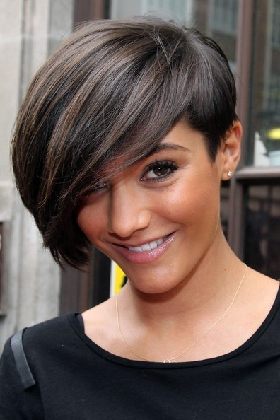 Frankie Sandford Short Emo Cut []