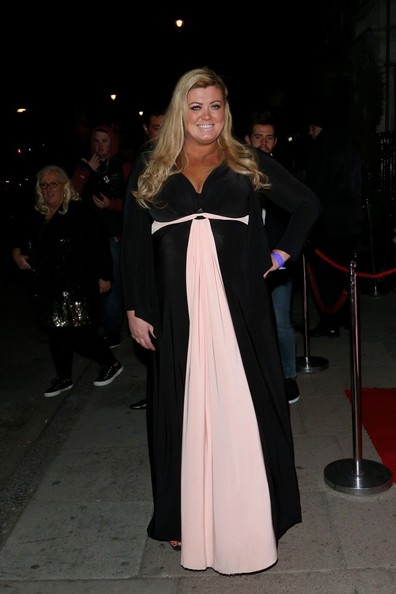 Gemma Collins Evening Dress