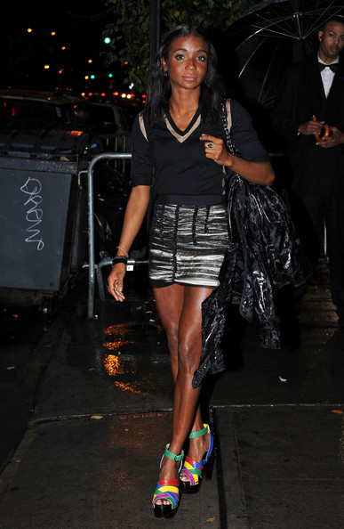 Genevieve Jones Mini Skirt