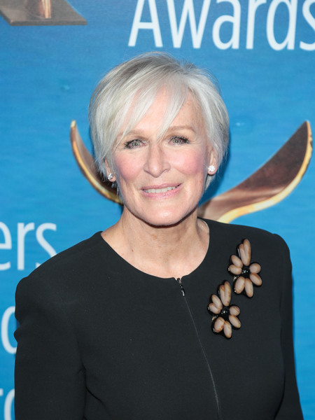 Glenn Close Short Side Part