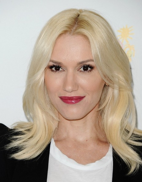 Gwen Stefani Layered Cut